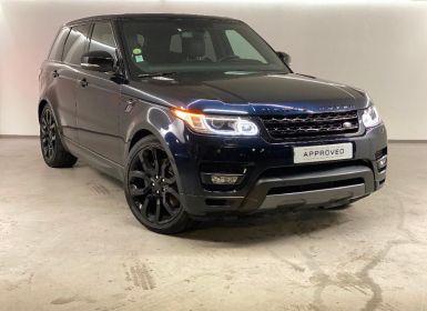 Vente Land Rover Range Rover Sport SDV6 3.0 Hybride HSE Dynamic Occasion