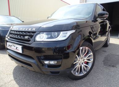Land Rover Range Rover Sport SDV6 306PS BVA HSE DYNAMIC/ 7 Places jtes 21 TOE Camera LED Occasion
