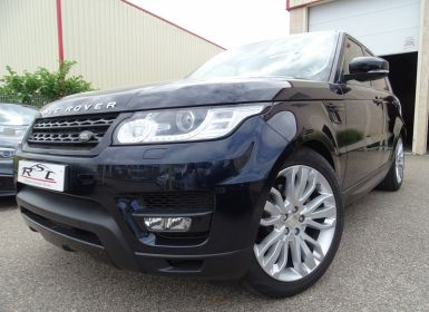 Land Rover Range Rover Sport SDV6 HSE DYNAMIC 258PS/JTES 21 TOE PANO  LED 45KM Occasion