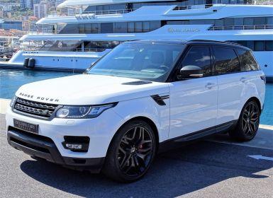 Achat Land Rover Range Rover Sport SDV6 HSE DYNAMIC 306 CV BLACK LINE - MONACO Occasion