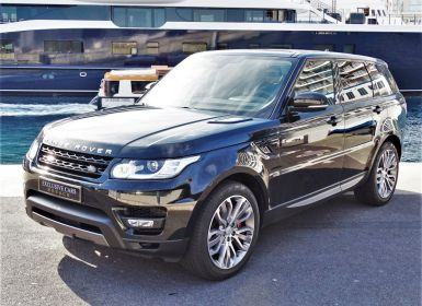 Achat Land Rover Range Rover Sport SDV6 HSE DYNAMIC 306 CV - MONACO Occasion