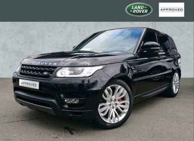 Achat Land Rover Range Rover Sport SDV6 HSE DYNAMIC PANO 21' 306CH Occasion