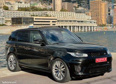 Vente Land Rover Range Rover Sport SVR – 63.300 kms Occasion
