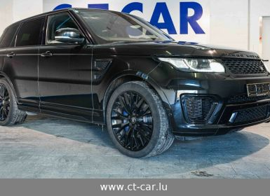 Vente Land Rover Range Rover Sport SVR-1Hand-Top Occasion