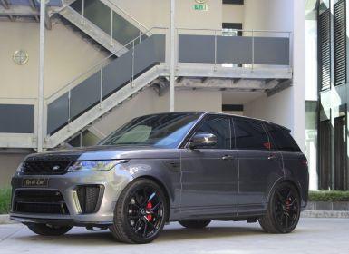 Achat Land Rover Range Rover Sport SVR 5.0 SC Occasion