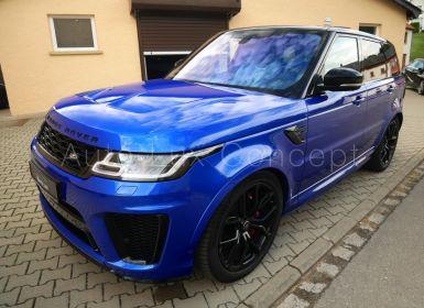 Land Rover Range Rover Sport SVR 5.0 V8 Supercharged, ACC, Caméra 360°, Réfrigérateur +, Chauffage de stationnement