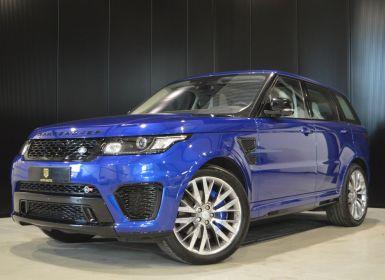 Vente Land Rover Range Rover Sport SVR 5.0L 550 ch 1 MAIN !! Superbe état !! Occasion