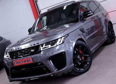 Land Rover Range Rover Sport SVR 5.O V8 575CV LASER LIGHT UTILITAIRE TVA DEDUCT
