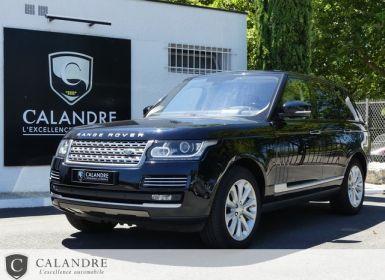Vente Land Rover Range Rover Sport SWB SDV8 4.4L 339CH AUTOBIOGRAPHY Occasion