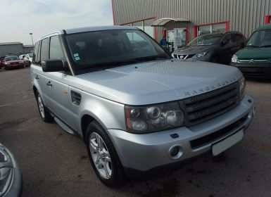 Achat Land Rover Range Rover Sport TDV6 HSE Occasion