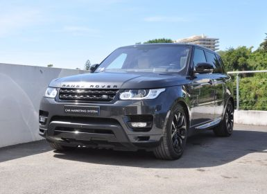 Land Rover Range Rover Sport V8 5.0 Supercharged Autobiography