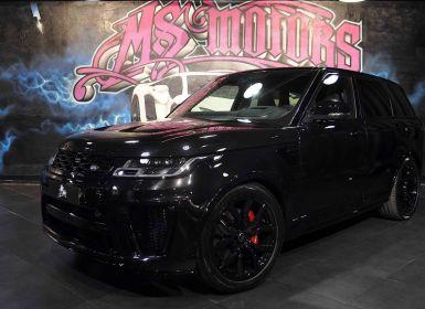 Voiture Land Rover Range Rover Sport V8 SUPERCHARGED SVR Occasion