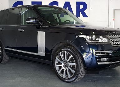 Vente Land Rover Range Rover SUPERCHARGED AUTOBIOGRAPHY Occasion