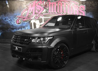 Achat Land Rover Range Rover SUPERCHARGED AUTOBIOGRAPHY STARTECH Occasion