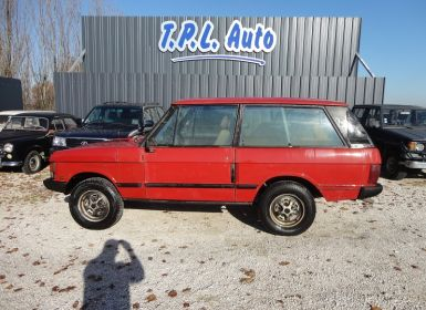 Achat Land Rover Range Rover TD Occasion