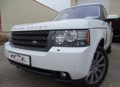 Acheter Land Rover Range Rover TDV8 4,4L 313ps VOGUE SE FULL FULL OPTIONS Occasion