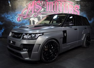 Voiture Land Rover Range Rover V8 5.0L Supercharged Autobiography HAMANN Occasion