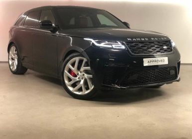 Voiture Land Rover Range Rover Velar 5.0L 550ch SVAutobiography Dynamic Edition AWD BVA Neuf