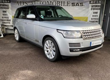 Voiture Land Rover Range Rover VOGUE Occasion
