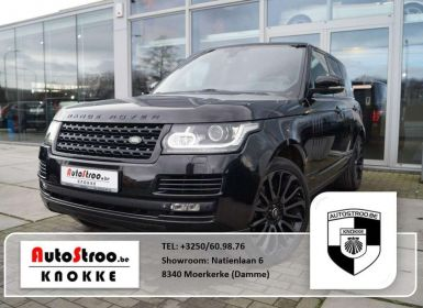 Land Rover Range Rover Vogue 3.0 TDV6 BLACK PACK NAVI Occasion