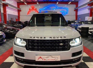 Vente Land Rover Range Rover Vogue 4.4 SDV8 Occasion