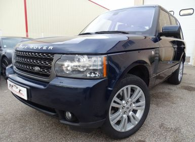 Achat Land Rover Range Rover VOGUE 4.4L 313ps 67km Full options Occasion
