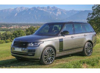 Acheter Land Rover Range Rover VOGUE SE 5.0 V8 SUPERCHARGED 510 cv Occasion