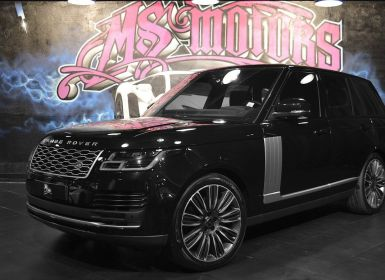 Achat Land Rover Range Rover VOGUE SUPERCHARGED Occasion