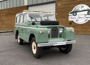 Land Rover Series II Série 2 109 Toit Tropical Occasion