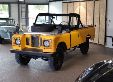 Land Rover Series II Serie 2 Pick up toit demontable Occasion