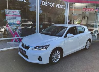 Vente Lexus CT 200H BUSINESS Occasion
