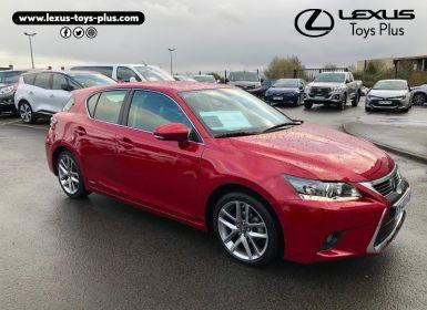 Vente Lexus CT 200h Premium Edition Occasion