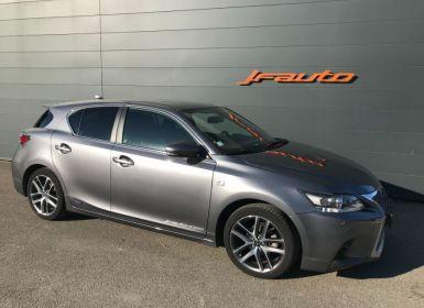 Vente Lexus CT F SPORT 200H 1.8 F SPORT Occasion