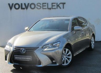 Achat Lexus GS 300h Luxe Occasion