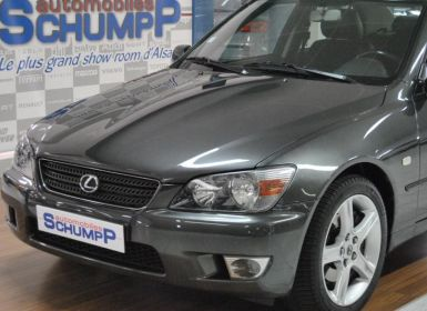 Vente Lexus IS 200 155ch PACK LUXE 1ère Main Occasion