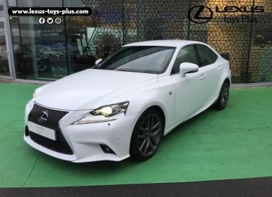 Achat Lexus IS 300h F SPORT Occasion
