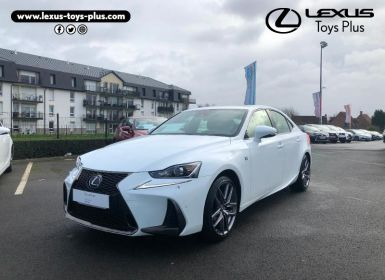 Vente Lexus IS 300h F SPORT Occasion