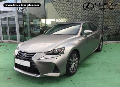 Voiture Lexus IS 300h Luxe Euro6d-T Occasion