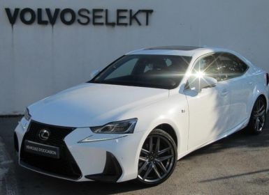 Vente Lexus IS F 300h SPORT Executive Occasion