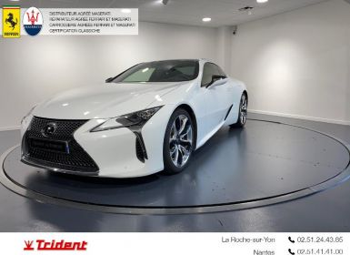 Lexus LC 500 V8 477ch Sport + BVA10 Direct Shift Occasion