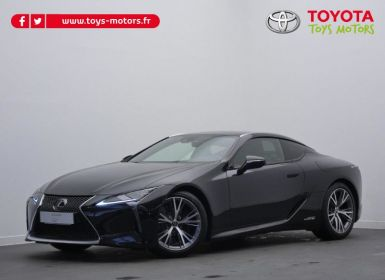 Achat Lexus LC 500h 359ch Executive Multi-Stage Hybrid Occasion