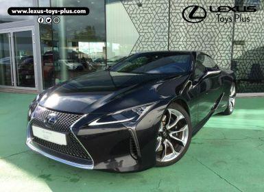 Achat Lexus LC 500h 359ch Sport + Multi-Stage Hybrid Occasion
