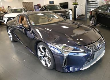 Achat Lexus LC 500h 359ch Sport + Multi-Stage Hybrid Euro6d-T Occasion