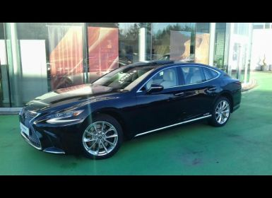 Achat Lexus LS 500h 359ch Executive 4WD Occasion