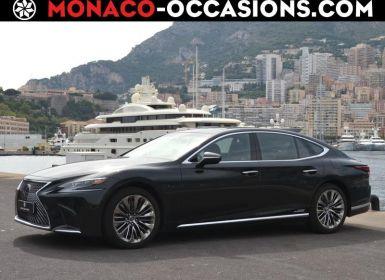 Vente Lexus LS 500h 359ch Executive 4WD Occasion
