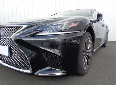 Voiture Lexus LS 500h 359ch Luxe 4WD Occasion