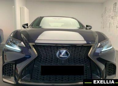Achat Lexus LS 500h F-Sport  Occasion