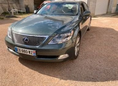 Vente Lexus LS 600H L Pack Président Occasion
