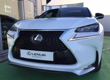 Voiture Lexus NX 300h 4WD F SPORT Occasion