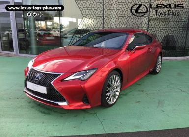 Voiture Lexus RC 300h Executive Occasion
